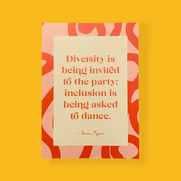 diversity print